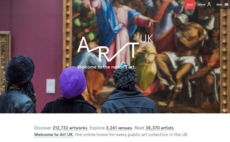 art-uk-homepage